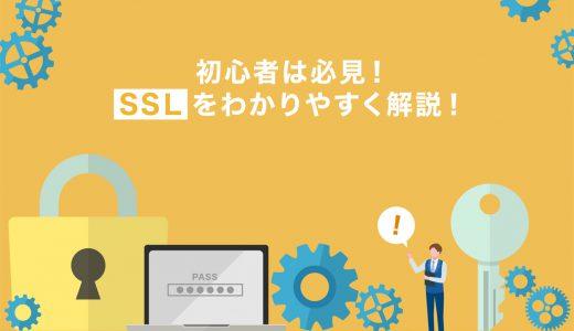 【サイト初心者向け】SSLってなんだろう?あなたにピッタリのSSL証明書は?