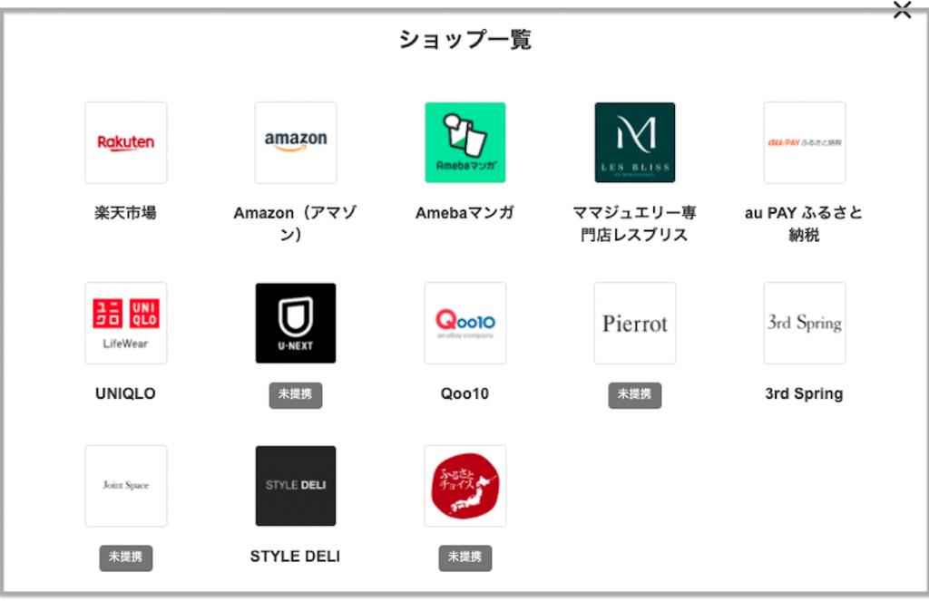 Ameba Pickで提携している商品